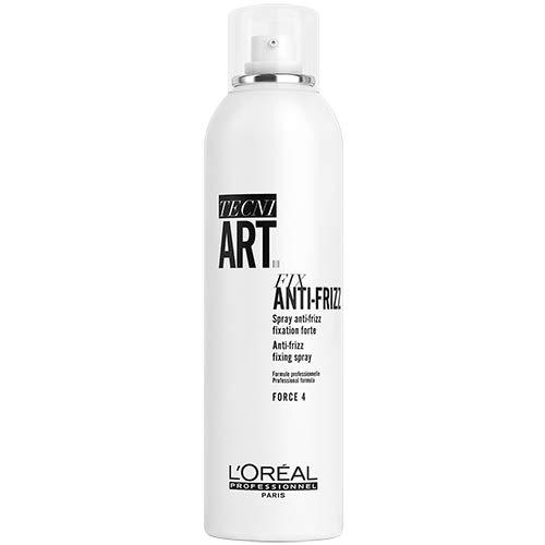 L'Oréal TecniART Fix Anti-Frizz, 250 ml, 1 Pack, (1x 250 ml)