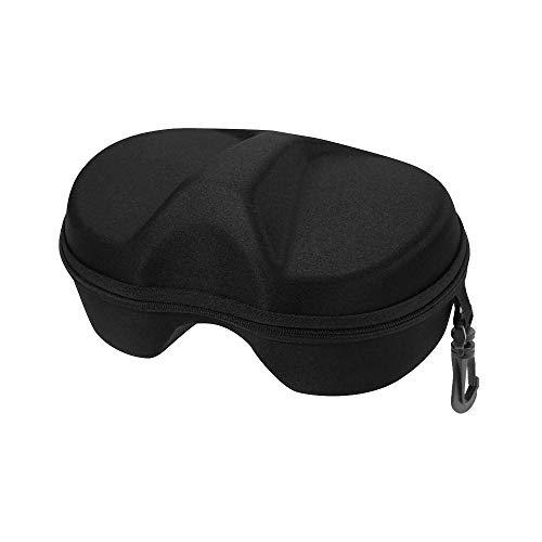 Wankd Tauchmasken-Etui,Tragbares Tauchmaskenetui Tauchmaske Tasche Box Tauchen Schnorchel Schwimmbrille Aufbewahrungsbox Schutztasche Tasche Behälter Etui für Gopro Tauchmasken Brille