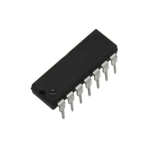 8X SN74HC00N IC: digital NAND Channels: 4 IN: 2 THT DIP14 Series: HC TEXAS INSTR