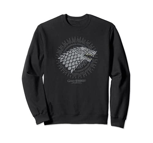 Game of Thrones Stark Burst Sigil Sweatshirt