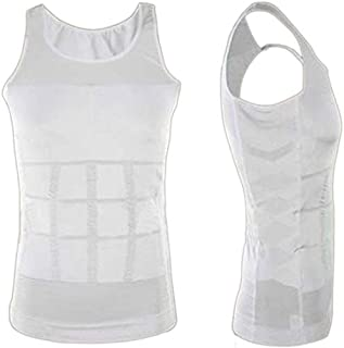 Fitness World Men corset Slim to Tighten the Body, Size XXL
