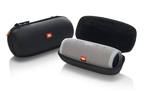 JBL Lifestyle Carry Case for Charge 3 Bluetooth Portable Speaker; Rugged EVA Shell with Weather Resistant Zippered Seal and Carabiner Style Clip (JBL-CHARGE3-CASE)