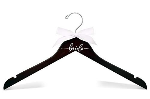 Wedding Hanger, Bride Hanger, Bridal Wedding Gift, Decal