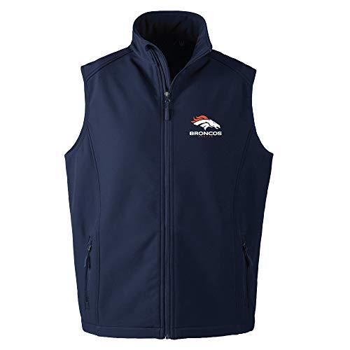 Graphite X-Large NFL Buffalo Bills Mens Sportsman Waterproof Windbreaker Jacket