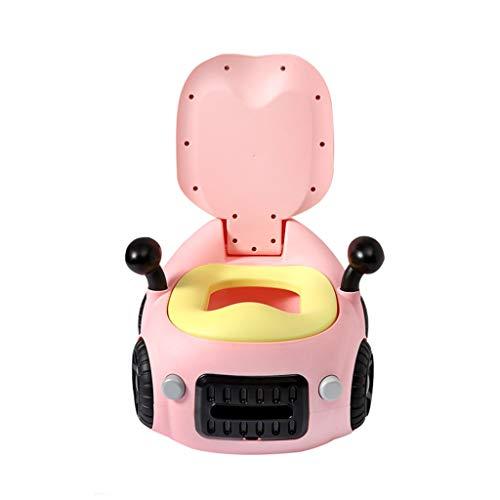 QFbp Voiture Bébé Enfant Toilette Toilettes Fille Petite Toilette Siège Enfant WC Urine Seau Garçon Pot Urinoir
