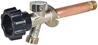 PRIER PRODUCTS C-134D12 Heavy Duty 12 1//2 in Inlet Residential wall hydrant,