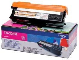 Brother Original Jumbo-Tonerkassette TN-325M magenta (für Brother HL-4140CN, HL-4570CDW, HL-4150CDN, HL-4570CDWT, DCP-9055CDN, DCP-9270CDN, MFC-9460CDN, MFC-9970CDW, MFC-9465CDN)