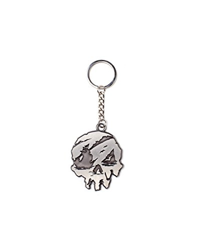 Bioworld DIFUZED - Sea Of Thieves - Skull Schlüsselanhänger - Metall [Edizione: Germania]