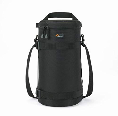 【国内正規品】Lowepro レンズケース レンズケース 13X32CM ブラック 363078