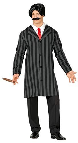 FIESTAS GUIRCA Disfraz de Gomez Adams Familia Caballero de Halloween Hombre