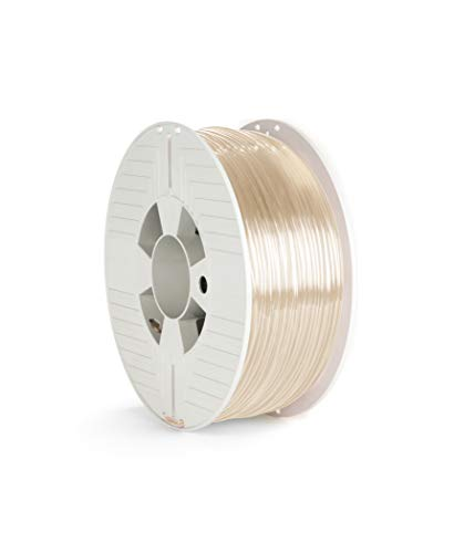 Verbatim 55059 PET-G filament - 2.85mm 1kg - Clear