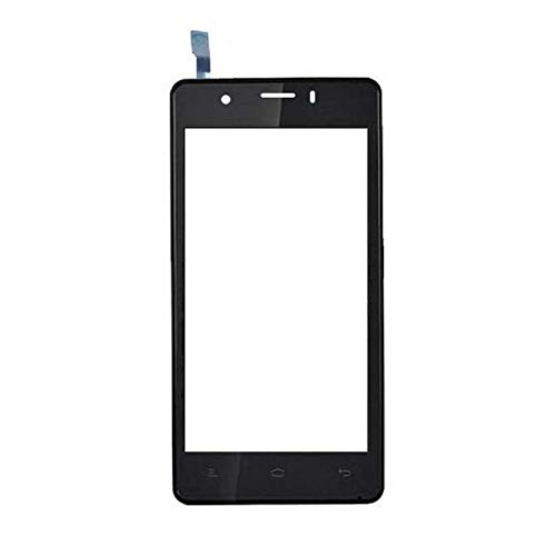 K4SS Touch Screen Digitizer Glass Replacement for GIONEE P4 - Colour (Black) (NO Display ONLY Touch Screen Please Check Properly Before Order)