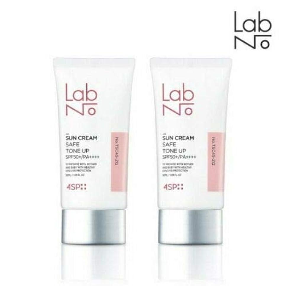 同性愛者居住者ロバ[1+1] LABNO セーフ トーンアップ サンクリーム 50ml SPF50+/PA++++ Safe Tone Up Sun Block Cream