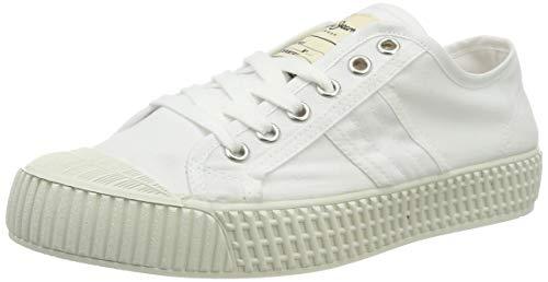Pepe Jeans London Damen IN-G Low Woman Sneaker, Weiß (800white 800), 36 EU