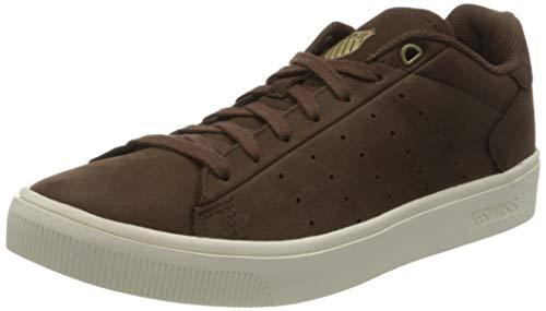 K-Swiss Herren Court Frasco II P Sneaker, Potting Soil/White, 42 EU