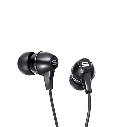 Soul by Ludacris (SS7BLK) in-Ear Headphone with Microphone...