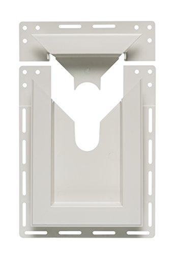 Arlington - HB1 - 2-piece Non-Metallic for all Siding Types - Hose Bib