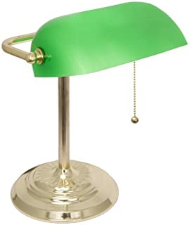 Best brass lamp with green shade Reviews