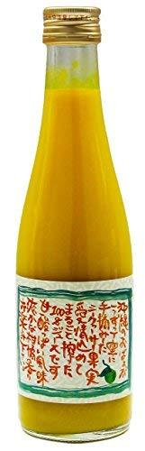 沖縄県産シークヮーサー果汁 100% 300ml×15本 渡具知 シークワーサーをぎゅっと絞った果汁100%ストレートジュース カクテルベースやお酒の割り材 レモンの代わりに 沖縄土産にも最適