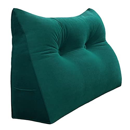 VERCART Coussin de Lecture Oreiller Confortable...