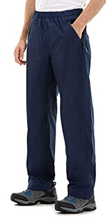 Clothin Men's Rain Pants