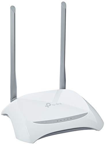 ROTEADOR WIRELESS 300 MBPS 2 ANTENAS TL-WR840N-W