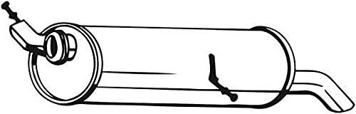 Bosal 190-507 Silencieux arrière