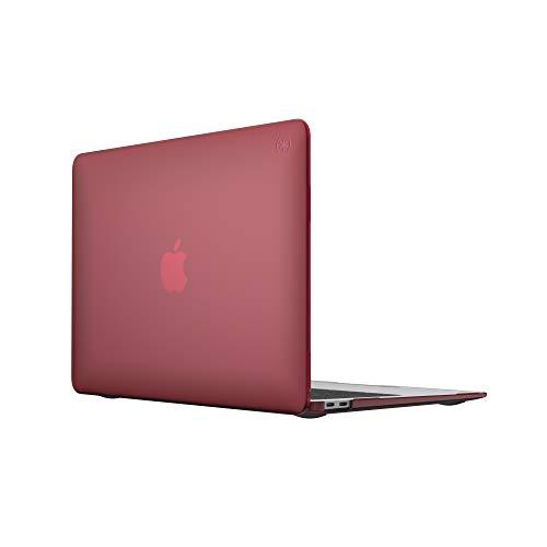 Speck Produtos SmartShell Capa para MacBook Air (2018) de 13 polegadas, rosa