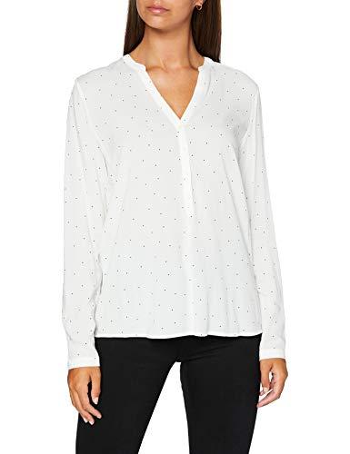 ESPRIT Damen 990EE1F317 Bluse, Weiß (Off White 110) - New, 36