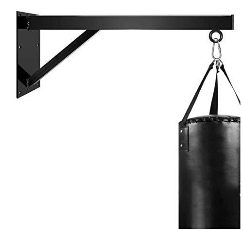 YUNZUN Soporte de Saco de Boxeo, Heavy Duty Punch Bag Hangers Saco de Pared Soporte de Pared Soporte para Colgar Accesorio, para Boxeo Entrenamiento 60CM