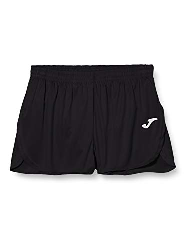 Joma Record Pantalones Cortos, Hombres, Negro, S