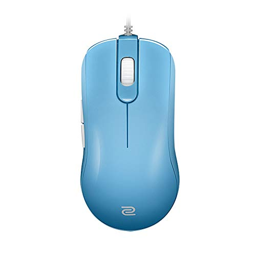 Zowie Optische Gaming-Maus (USB/Blau/3200dpi/5 Tasten) – FK1-B Divina Blue