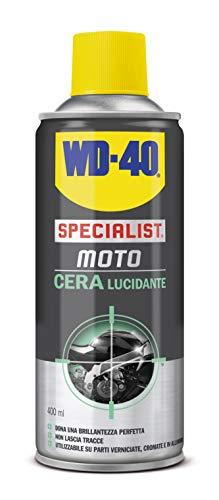 WD-40 Specialist Moto - Cera Lucidante Moto Spray - 400 ml