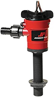 Johnson Pump 28502 Livewell Aerator Cartridge Pump, 500 GPH - Straight
