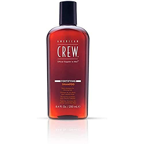 AMERICAN CREW Fortifying Shampoo, 1er Pack (1 x 250 ml)