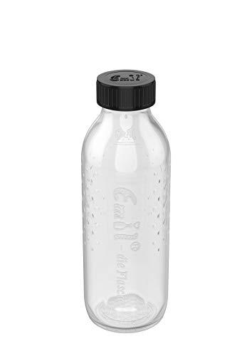 Ersatz - Glasflasche 0.4l Weithals-Flasche