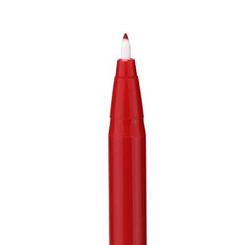 Permanent Makeup Augenbrauen Lippen Liner Design Positionierstift wasserdicht, Tattoo Haut Marker...