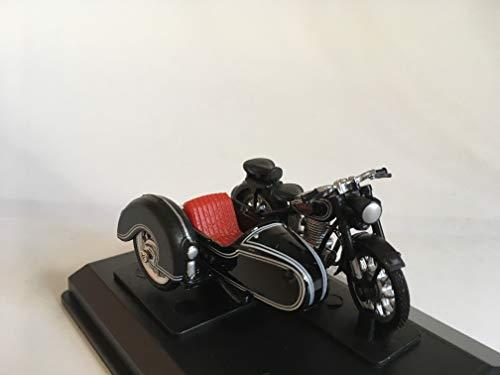 Cararama BMW B-R25/3 Motorrad Gespann, Modell 1:43