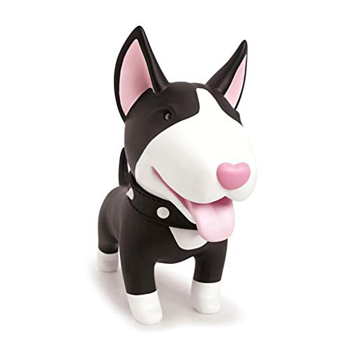Hucha Piggy Banco de Dibujos Animados Lindo del Perrito Hucha for Chicos, Chicas Caja de Dinero del cumpleaños de la decoración Regalo del Festival (Color : C)