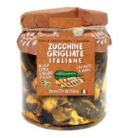 Orto d'Autore Zucchine italienischer Grill, 280 g
