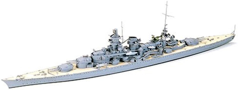 Tamiya 1 700 German Battlecruiser Scharnhorst by Tamiya