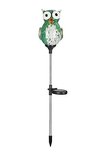 Outdoor-Garten Solar Lichter Weg dekorative Lichter, wasserdichte LED-Leuchten für Rasen, Patio oder Hof
