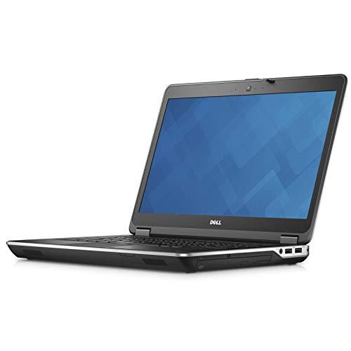 PC Computer Notebook Portatile Dell Latitude E6440, Windows 10 Professional, Intel Core i5-4300M, Schermo da 14 , Memoria Ram 8GB, SSD 240GB, Lettore DVD, Wi-Fi, USB 3.0, HDMI, VGA (Ricondizionato)