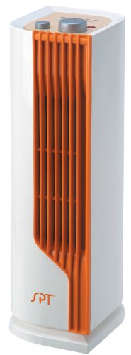 Sunpentown SPT SH-1507 Mini-Tower Ceramic Heater