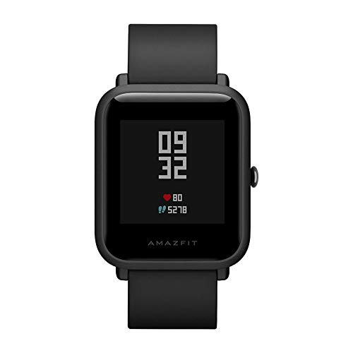 Amazfit BIP LITE GLOBAL 1,28'' PULSOMETRO BLACK