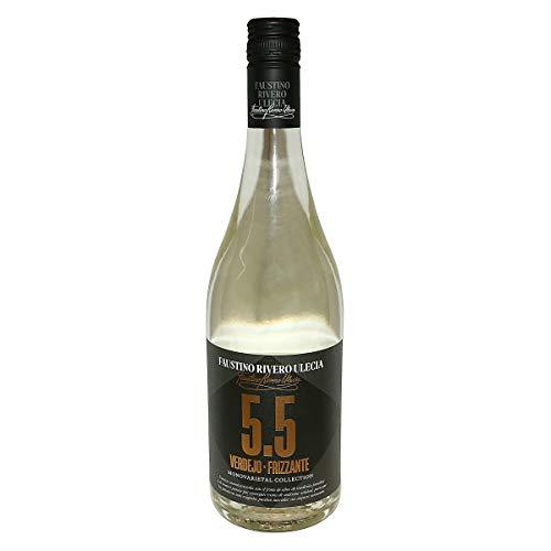 FAUSTINO RIVERO vino blanco verdejo frizzante botella 75 cl
