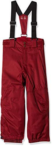 NAME IT Mädchen NKFSNOW10 Pant 1FO Schneehose, Rot (Biking Red Biking Red), (Herstellergröße: 134)