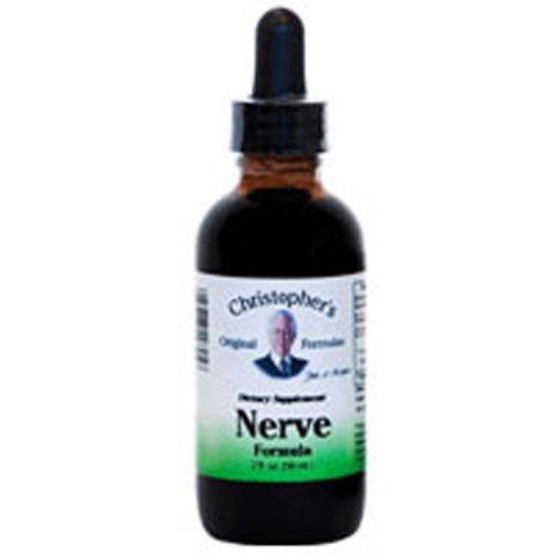 Cheapest Price! Dr. Christopher'S Formulas Nerve Formula 2 Fz
