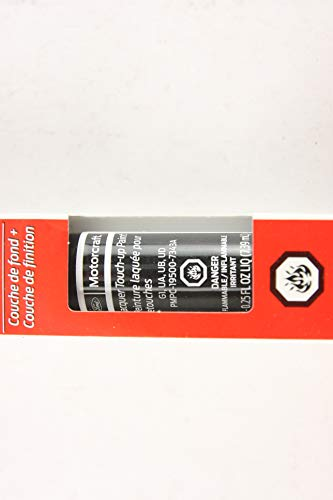 Ford Genuine Shadow Black PMPC-19500-7343A Touch-Up Paint, 2-0.25 Ounces