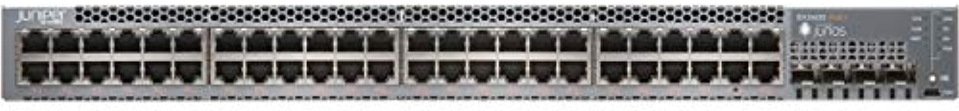 Juniper EX Series EX3400-48T 48 Port Switch